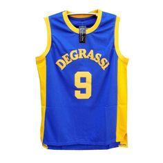 Degrassi Drake #9 Basketball Jersey