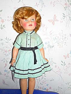 Shirley Temple Doll, Ideal, 1957-58