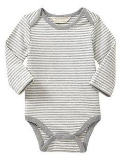 Favorite organic printed bodysuit   Gap
