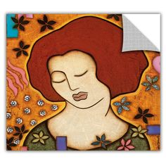 ArtApeelz 'Tranquilvision' by Gloria Rothrock Painting Print on Wrapped Canvas
