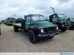 Camion de brasserie - A vendre à Jurbise