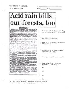 Interesting scientific articles