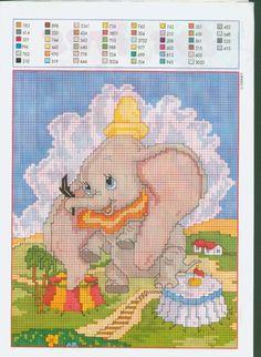 Disney Dumbo 2/2