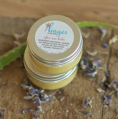After Sun Balm  vegan lavender natural by lingerbathandbody, $8.00