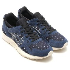 First the Gel Lyte III now the Indian Ink Gel Lyte V gets the Polka Dot treatment.  http://ift.tt/1Lqh6lQ