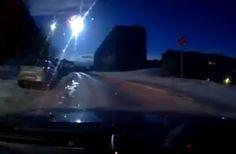 OVNI Hoje!Novo meteoro assusta habitantes da Rússia e relembra explosão de 2013 » OVNI Hoje!