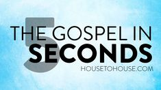 """The gospel is the good news that Christ died for our sins (1 Corinthians 15:1–5). It is the total message of God's power to save all who will hear, believe, and obey it (Romans 1:16). The gospel is contained in the second law God gave. """"If the first covenant had been faultless, then"""