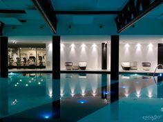 Argentario Golf Resort & Spa in Porto Ercole, Italy: The visually stimulating, ultra-modern design of the Argentario Golf Resort & Spa soon grabs your attention. - #tuscany #pool #wellness #spa #escape #trip #destinations #reisen #vacation #holiday #urlaub