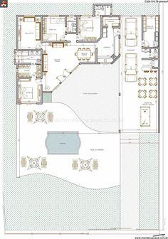 Casa 2 Quartos - 116.7m²