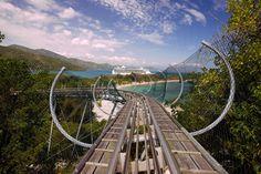 Dragon's Tail - Royal Caribbean Private Island (Labadee, Haiti)