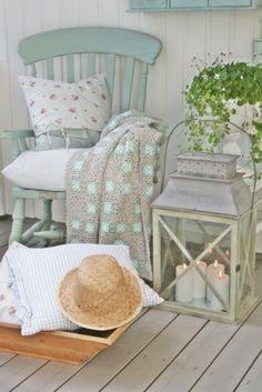 Beach Cottage Porch / Beach Cottage / Coastal Style Living