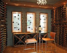 wine room in our next home... So in 2052