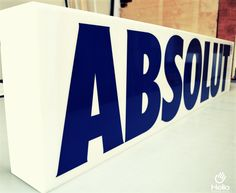 Check out this #acrylic sign we made for Absolut!   #PrintNeeds #DigitalPrinter #CustomSigns #CNCRouter #Printing #Influencers #Print #Marketer #Marketing #Furniture #Miami #Elegant #Decor #interiordesign #Flexible #flexibleprinting #Creativity #Florida #Graphicdesign #Design #Art #Cool #Graphic #Graphicsolutions #HelloPrintingIdeas #Graphicprintingsolutions