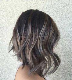 9.Kurz Haarfarbe Idee