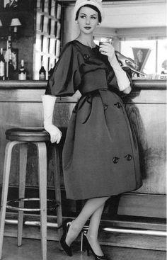 Nina Ricci, 1950-е.