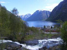 Hellesylt Touristinformation - Stranda, Norway