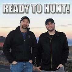Jason Hawes and Steve Gonsalves are ready to hunt! Real Ghost Photos, Ghost Pictures, Spooky Places, Haunted Places, Paranormal Society, Paranormal Stories, Taps Ghost Hunters, Ghost Hunting Equipment, Hunting Shows