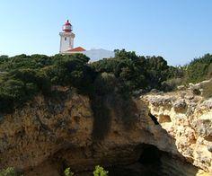 Cabo de Carvoeiro  and an 'algares'