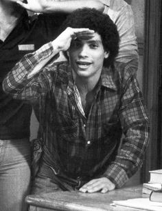 """Robert Hegyes FILE - In this 1978 file photo, Robert Hegyes portrays Juan Epstein from the comedy series """"Welcome Back Kotter."""" The actor be..."""