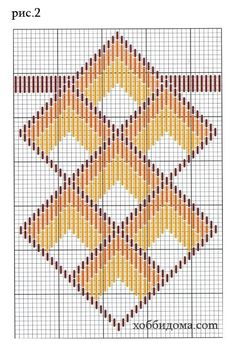 Florentine Bargello Embroidery: 25 Patterns for Different Difficulty Levels – Livemaster Motifs Bargello, Broderie Bargello, Bargello Patterns, Bargello Needlepoint, Tapestry Crochet Patterns, Bargello Quilts, Needlepoint Stitches, Swedish Embroidery, Hardanger Embroidery