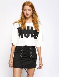 دامن چشم پرنده زنانه کوتون Mini Skirts, Fashion, Moda, Mini Skirt, Fasion, Trendy Fashion, La Mode