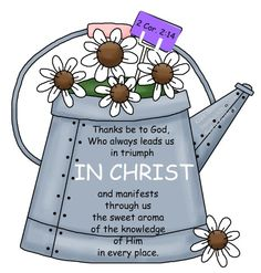 † ♥ ✞ ♥ †  Who are you In Christ † ♥ ✞ ♥ †  HOWEVER thanks be to God, who always leads us in triumph In Christ, and manifests through us the sweet aroma of the knowledge of Him in every place.    † ♥ ✞ ♥ †