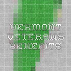 Vermont Veterans Benefits