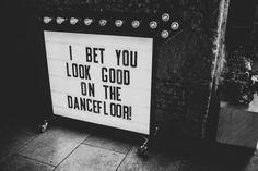 Ideas For Decorating Your Wedding Dance Floor