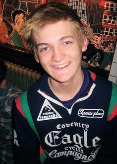 Jack Gleeson ~ who portrays Joffrey