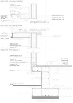 En Detalle: Cortes Constructivos / Estructuras de Madera (33)