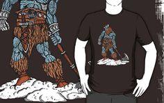 Zombie Viking Shirt