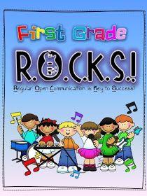 The Inspired Apple: School ROCKS!