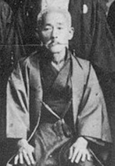 Higaonna Sensei