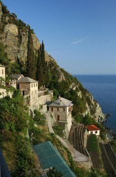 Agion Oros Greece