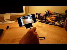 Need a makeshift tripod for you smartphone? You can make these with items from around the house.