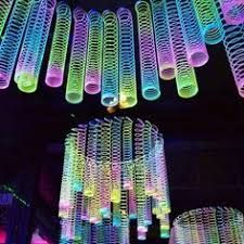 Resultado de imagem para neon centerpieces