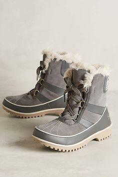 Sorel Tivoli Boots - anthropologie.com
