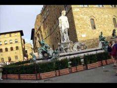 Fotos de: Italia - Florencia - Fuente de Neptuno