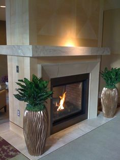 Multifunction double sided gas fireplace is dividing two for 2 way fireplace
