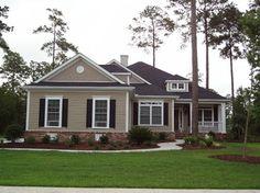 Best Exterior Paint Colors For House Trim Porches 47 Ideas Siding Colors For Houses, Exterior Siding Colors, Exterior House Siding, Best Exterior Paint, Exterior Paint Colors For House, Paint Colors For Home, Exterior Design, Exterior Shutters, Paint Colours