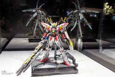 GUNDAM GUY: Gunpla Builders World Cup (GBWC) 2014 Japan Finalists Entries - On Display @ Gunpla Expo World Tour 2014 (Japan) [PART 5]