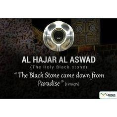 Hajr e aswad. i kissed it. Allah God, Allah Islam, Islam Quran, Islam Muslim, Islamic Qoutes, Islamic Teachings, Islamic Messages, Islam Religion, True Religion