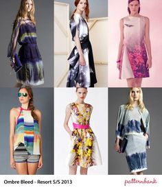 Catwalk Print Trends   Cruise / Resort Pre Spring/Summer 2013 Part 2 | catwalks