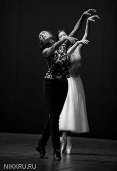 Ballet: The Best Photographs - Google+ - ELISA CARRILLO CABRERA and the TEACHER Staatsballett Berlin…