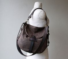 R&T; THREE WAY 1903 - messenger, shoulder bag, and backpack - ten pockets - waxed canvas bag by Mims Maine