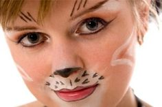 Cheek Face Painting Ideas | Funny Pictures: simple face painting designs for kids