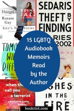 15 LGBTQ Audiobook M
