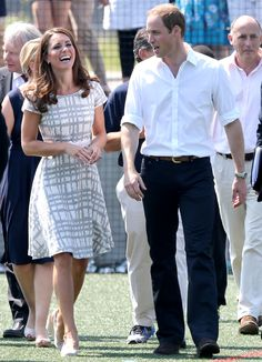 Kate Middleton Had the Best Response to Prince William Saying He Plans to Run a Marathon from InStyle.com