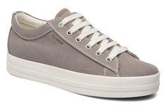 Geox D HIDENCE B B (grau) - Sneaker bei Sarenza.de (184951)