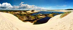 Praia do Morro Branco -Ceará-Brasil